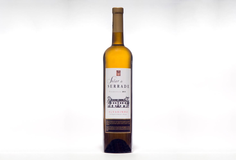 garrafa alvarinho 2013