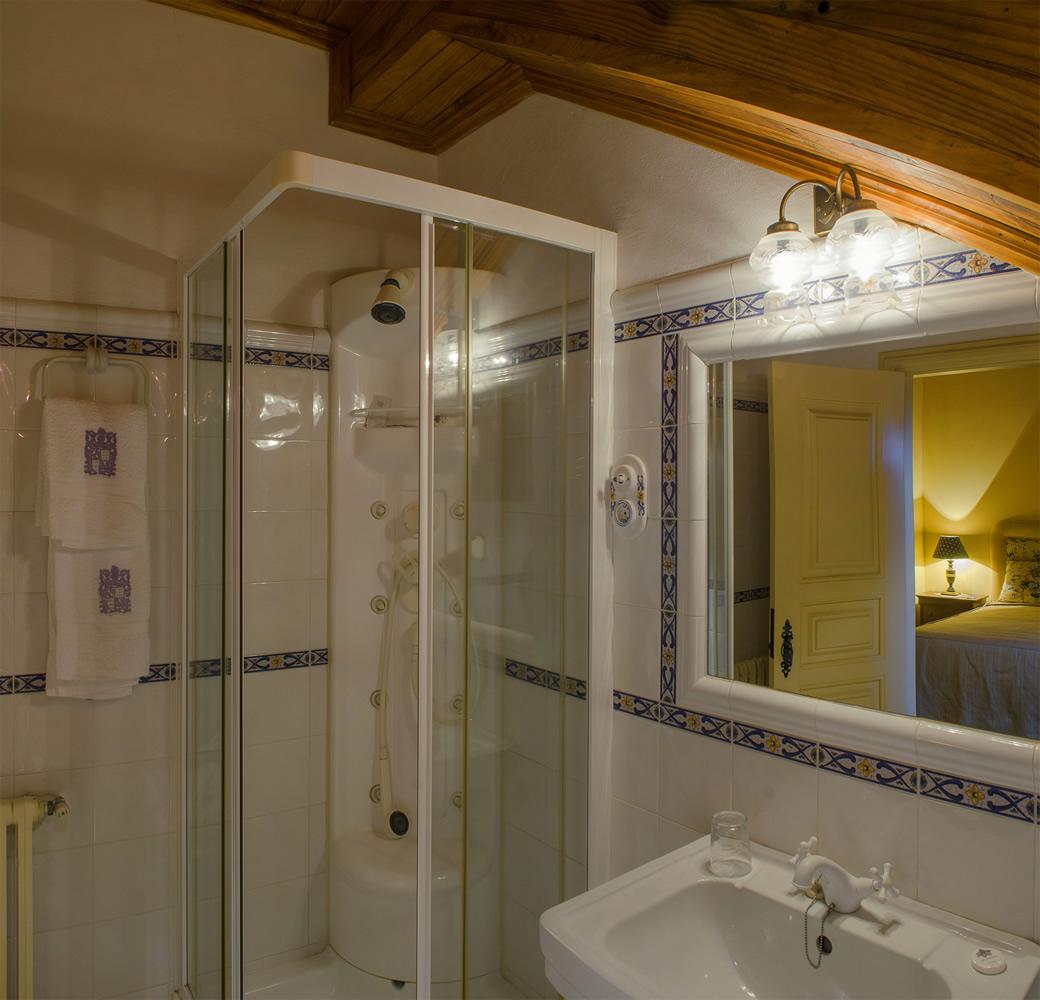 casa banho sotao
