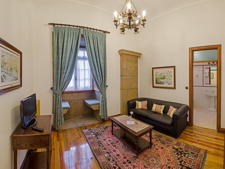 sala de estar suite taseira