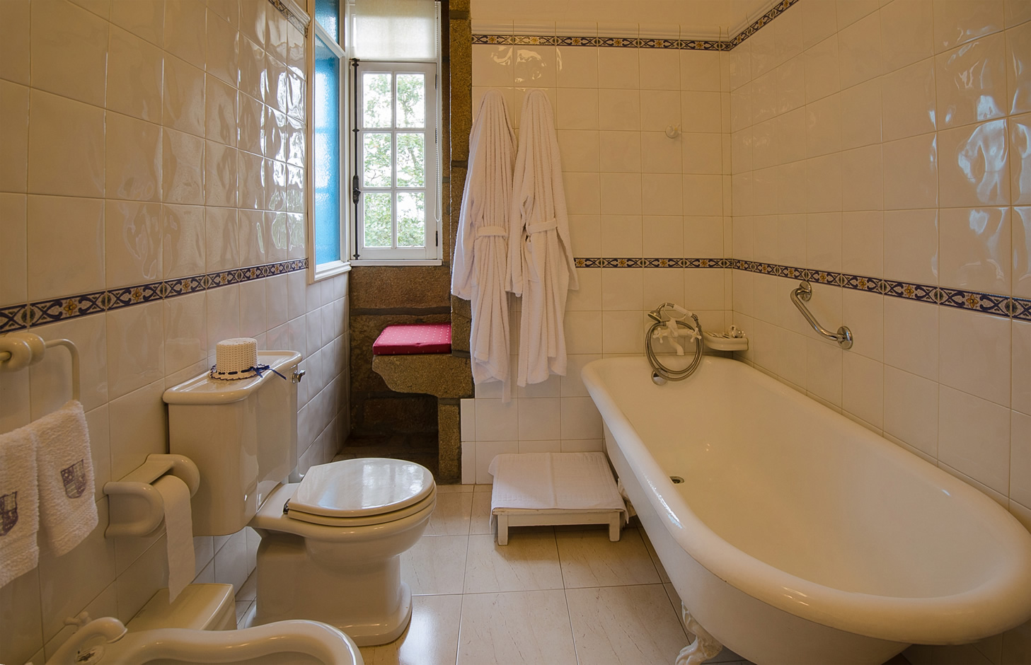 casa de banho suite principal