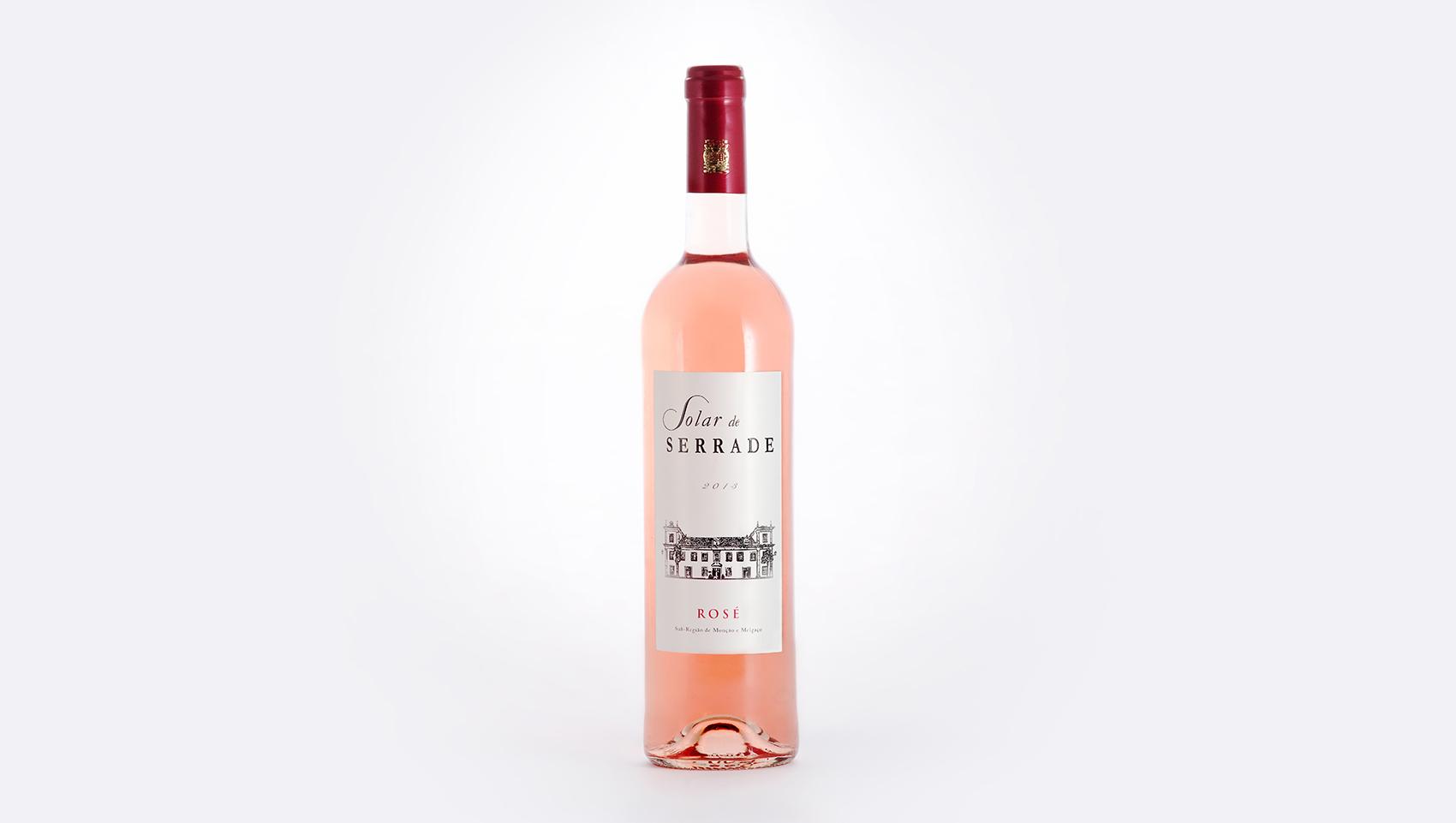 Garrafa rosé